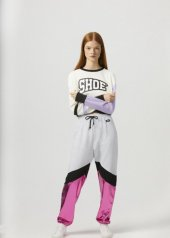 SHOE drops new track pants for woman