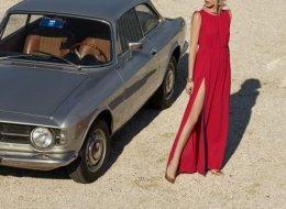 Simone Tessadori, La Dolce Vita a refined collection of a young Italian designer