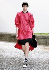 Simonetta Ravizza Spring Summer 2019  women's collection (photo by Giorgio Cavestro)