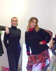 Cris Egger, Svetlana Schmidt, Flavia Cannata