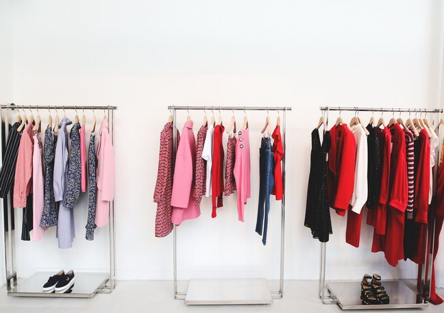 Tara Jarmon Spring Summer 2018 women's Collection;