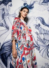 Tiziano Guardini Spring Summer 2020 . Peace Silk