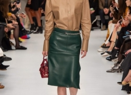 Tod's Fall winter 2019/20 women's collection