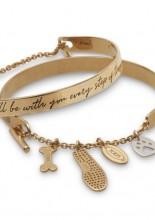 Tod's bracelet rigido gold