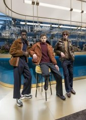 Tod's men's Fall Winter 2020/21 collection