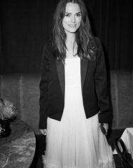 Keira Knightley - Chanel & Variety Honour Keira Knightley at the Inaugural Female Filmmaker Dinner, Toronto International Film Festival