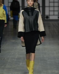 Trussardi Fall Winter 2018 women's collection