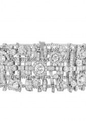 Tweed Brode Bracelet