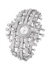 Chanel Tweed Brode Watch