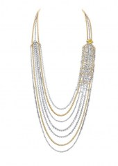 Chanel Tweed d'Ete Necklace