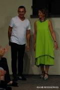 Roberto Musso and Giulia Colussi  (photo by Giorgio Cavestro)