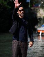 Alessandro Gassmann in Armani . the David di Donatello award for a supporting actor, the Ciak d'oro, the Nastro d'Argento and the Globo d'oro of the foreign press