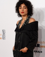 Golshifteh Farahani wearing Chanel at the 43rd César Award Ceremony in Paris (photo by Rindoff/Charriau)