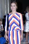 Johanna Maggy at Vivetta fashion show (Photo by Giuseppe Spena)