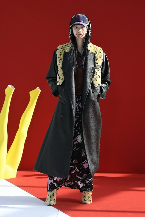 Andreas Kronthaler For Vivienne Westwood . Fall Winter 2018/19