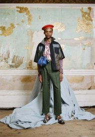 Vivienne Westwood Fall Winter 2021/22 collection
