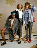 Vivienne Westwood Spring Summer 2021collection . photo by Alice Dellal