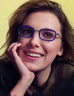 Millie Bobby Brown X Vogue Eyewear