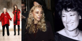 Franca Sozzani, Laura Biagiotti and Carla Fendi: the courage of going over the possible one