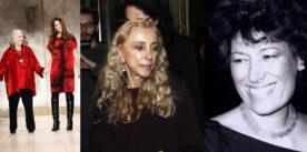 Franca Sozzani, Laura Biagiotti e Carla Fendi: il coraggio di andare oltre il possibile