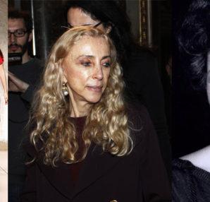 Laura Biagiotti, Lavinia Biagiotti, Carla Sozzani, Fendi