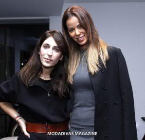 Francesca Liberatore and Olivia Gama
