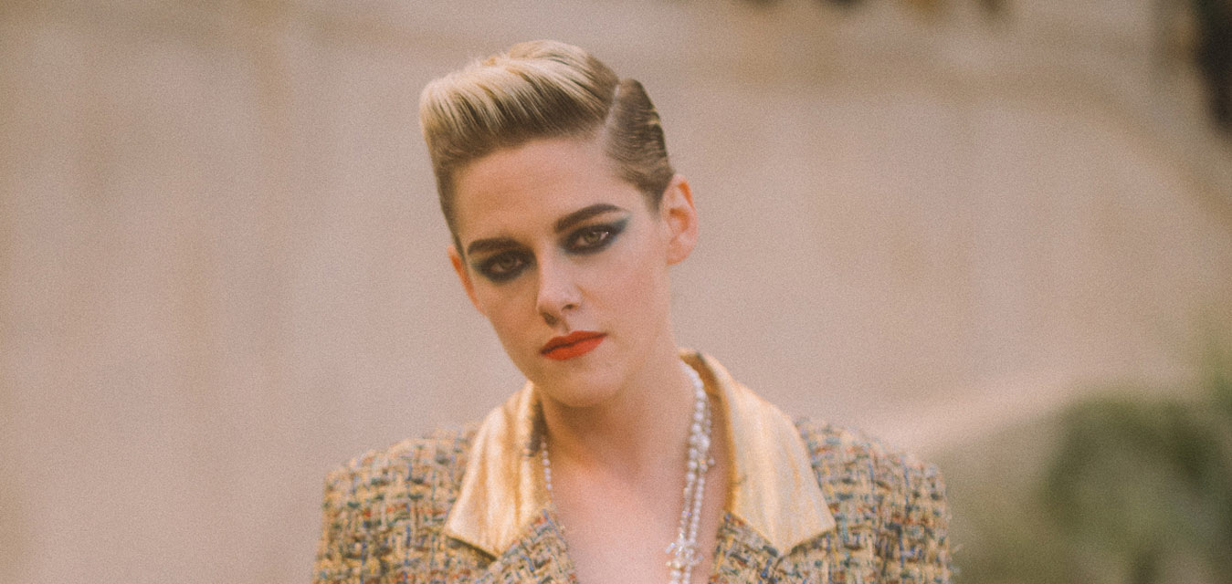 Kristen Stewart Chanel Spring-Summer 2019 Haute Couture Collection