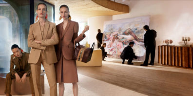 The new debut campaign by Riccardo Tisci marks a new era for Burberry