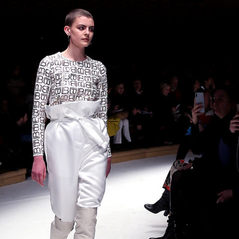 The brand Laura Biagiotti Fall Winter 2019/20