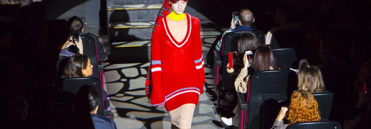 "Marios Fall/Winter 2019: ""Everything is forbidden"""