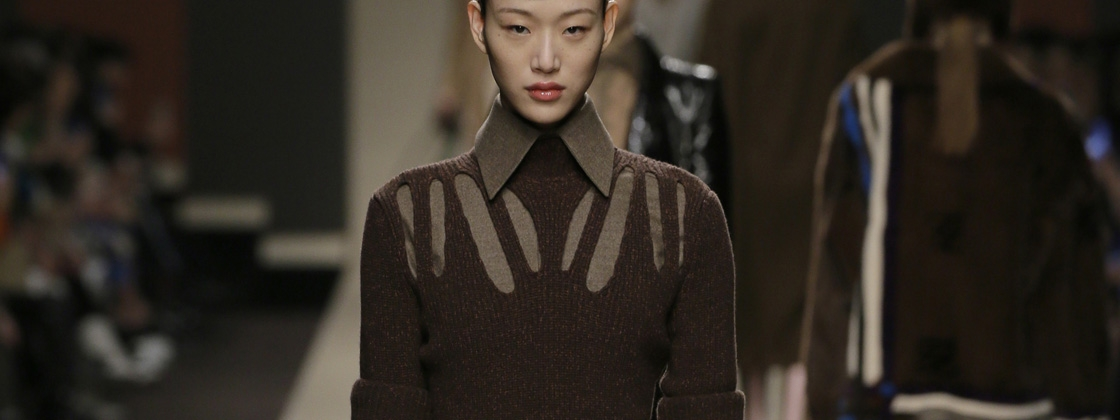 Karl Lagerfeld . Fendi Fall Winter 2019/20 collection