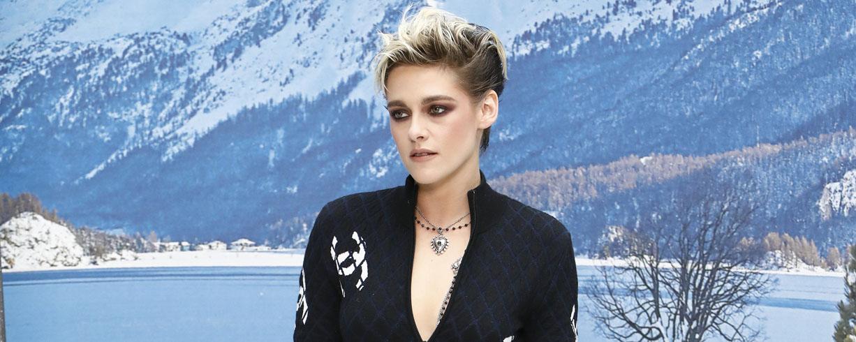 Kristen Stewart Chanel : Photocall- Paris Fashion Week