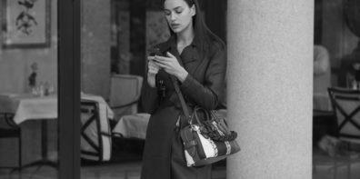Irina Shayk - Tod's D STYLING - My Life Is In My Bag
