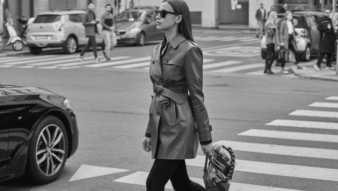 Irina Shayk - Tod's D STYLING - My Life Is In My Bag