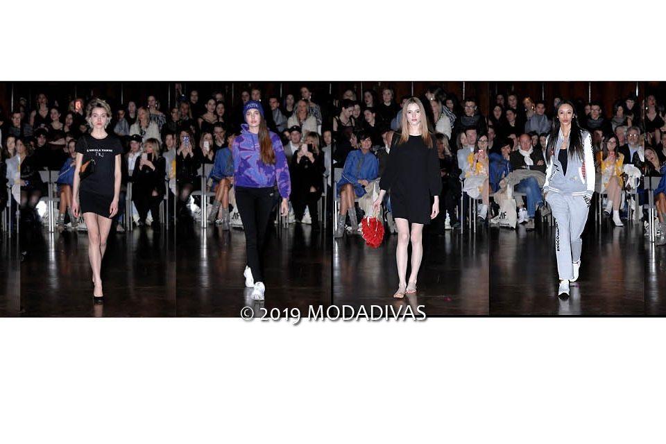 Binf Fashion Show . Ylenia Mangano . Daniela Vanni . Pesto . I Biddizzi . Teetopia . Monstera