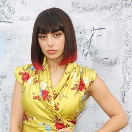 Charli XCX in Vivienne Westwood Couture