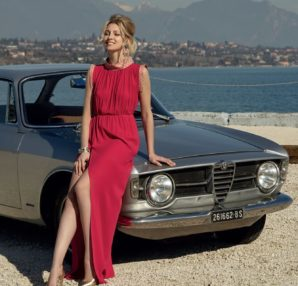 Simone Tessadori, La Dolce Vita a refined collection of a young Italian designer