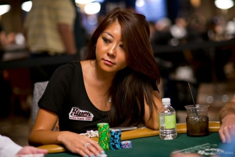 Maria Ho . Pokernews.com