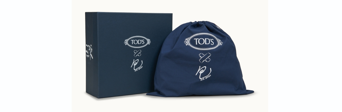 """Tod's and Mr Bags launch the exclusive bag for summer 2019: the """"Unicorn D-Styling"""""""