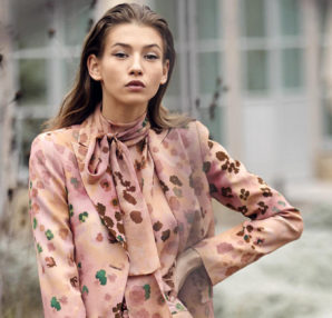 Blumarine Back to Office: Revolutionary tailleur Fall Winter 2019 collection
