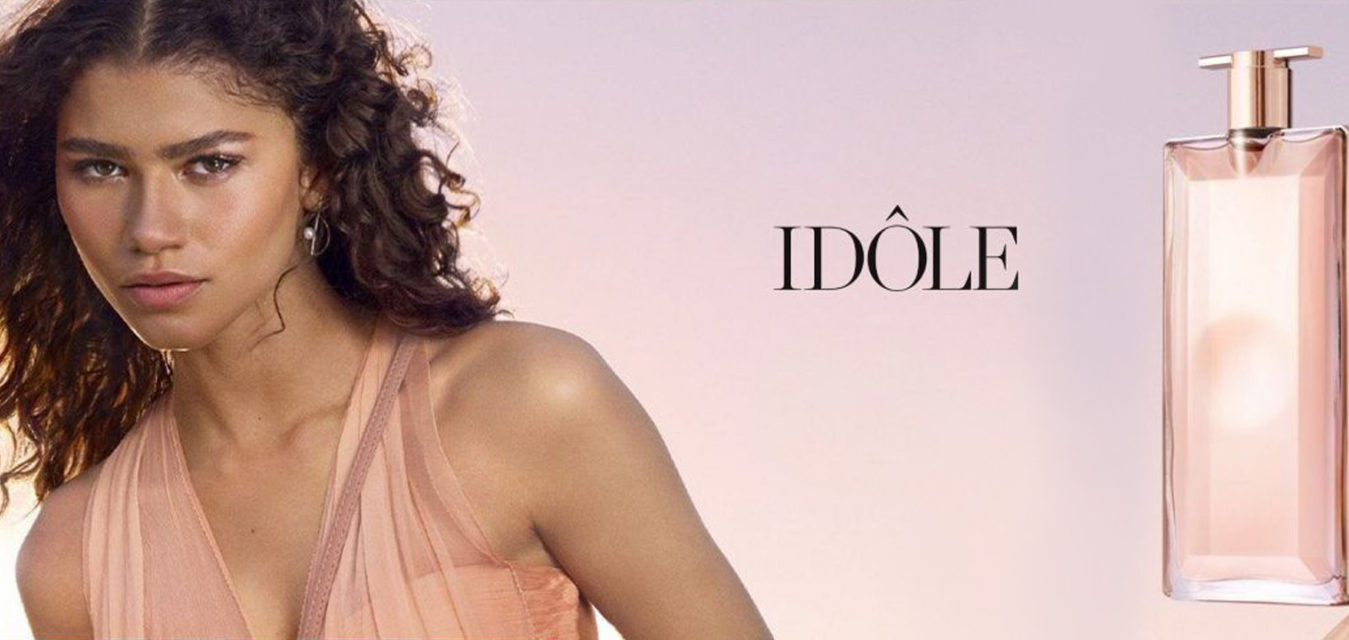 Idôle by Lancôme: the new feminine fragrance dedicated to self love