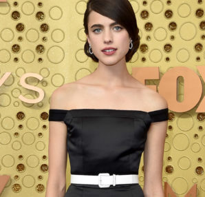 Margaret Qualley wearing CHANEL at the 71st Primetime Emmy Awards (photo byAxelle/Bauer-Griffi)