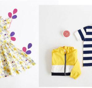 Petit Bateau for Spring Summer 2020 kidswear