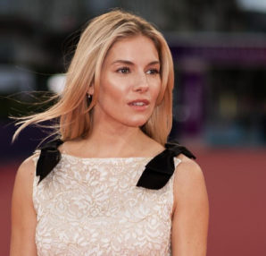 The American actress Sienna Miller wore Chanel
