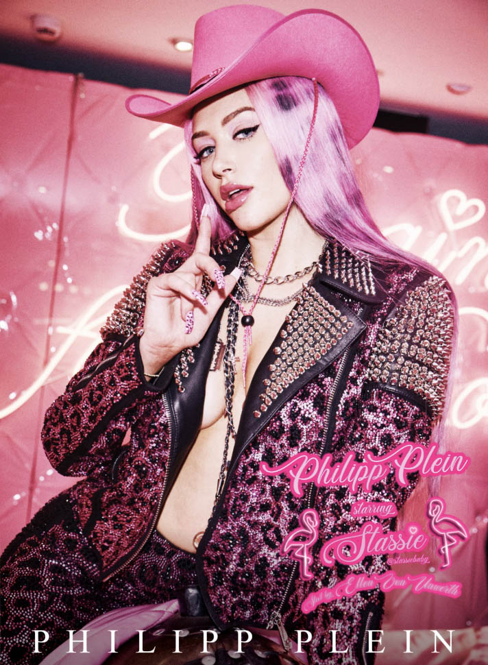 Plein Pink Paradise Capsule Collection
