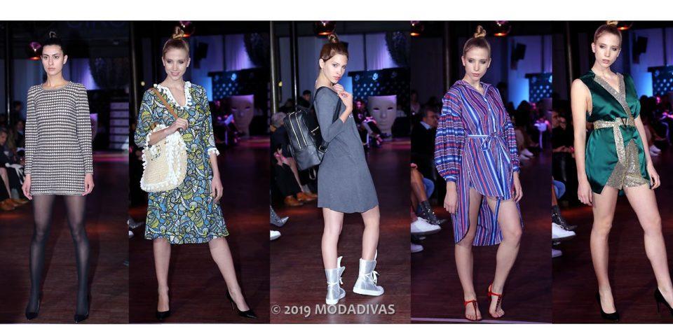 Binf Fashion Show: MeDea . Nunchi . Veronicka . Becky . Prevane (photo by Giuseppe Spena)