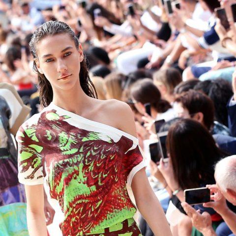 Francesca Liberatore Spring Summer 2020 collection (photo by Giuseppe Spena)