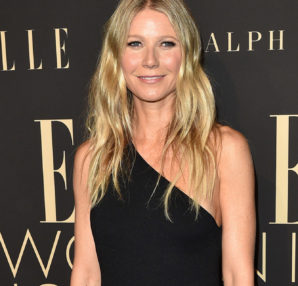 Gwyneth Paltrow wearing Bottega Veneta S20 Knit Dress