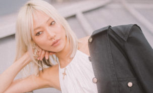 Soo Joo Park . Chanel : Photocall - Paris Fashion Week - Womenswear