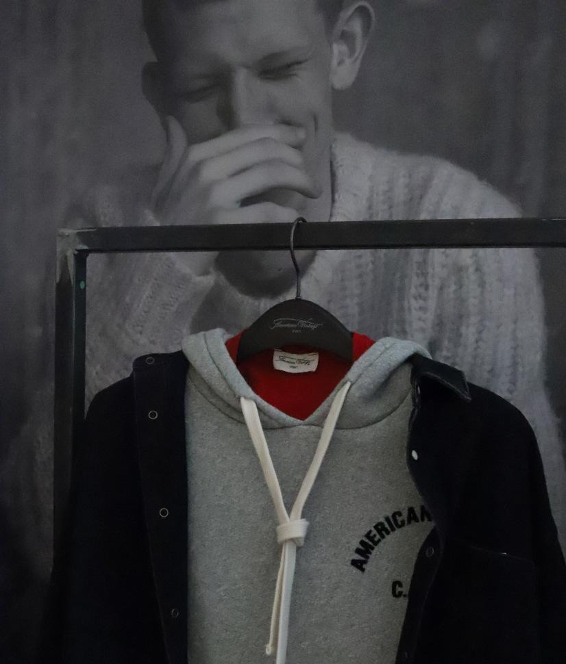 American Vintage_Menswear Fall Winter 2019/20